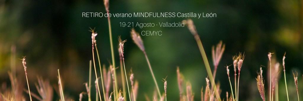 retiro valladolid mindfulness